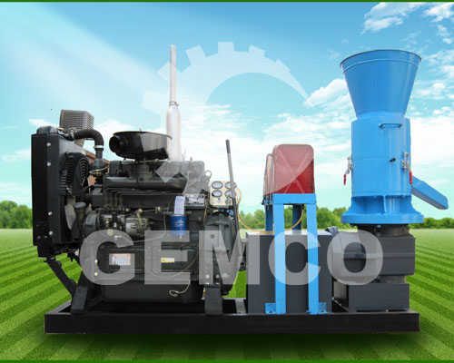 switch grass pellet mill